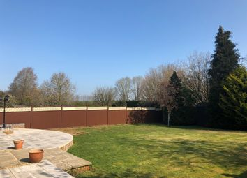 Thumbnail 4 bedroom detached bungalow for sale in Glapthorn Road, Oundle, Peterborough