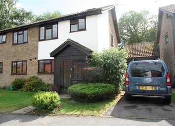 Thumbnail 3 bed semi-detached house to rent in Chineham, Basingstoke, Hampshire
