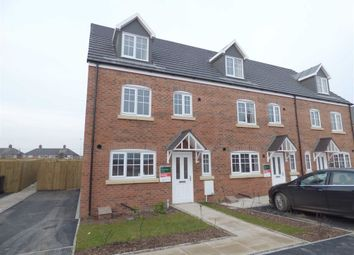 Thumbnail 4 bed mews house for sale in Sable Road, Shavington, Crewe