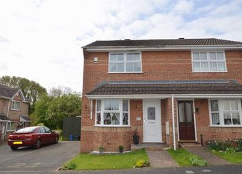 Thumbnail 2 bed semi-detached house for sale in Barnes Close, Honiton
