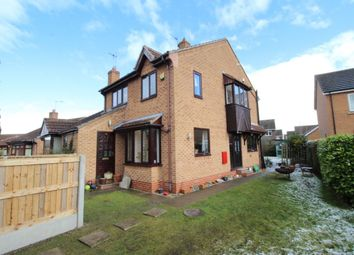 Thumbnail 4 bed semi-detached house for sale in Birch Close, Gilberdyke, Brough
