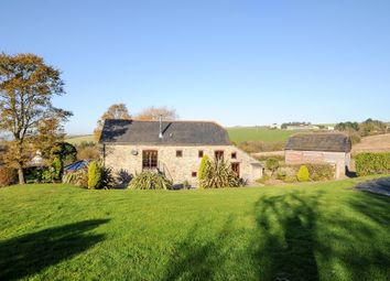 Thumbnail 4 bedroom barn conversion for sale in Lansallos, Looe