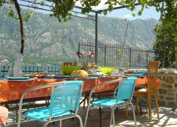 Thumbnail 5 bed property for sale in Stonework Waterfront Villa, Prcanj, Kotor Bay, 85335