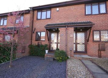 Thumbnail 2 bed terraced house for sale in Chaffinch Close, Creekmoor, Poole