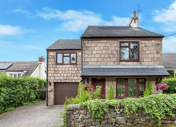 Thumbnail 4 bedroom detached house for sale in Lower High Street, Mow Cop, Stoke-On-Trent