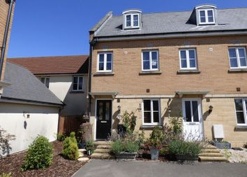 Thumbnail 3 bed town house for sale in Worle Moor Road, Weston-Super-Mare