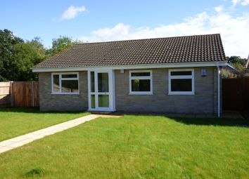 Thumbnail 3 bedroom detached bungalow to rent in Cotman Close, Lowestoft