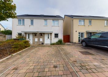 Thumbnail 2 bed semi-detached house for sale in Foliot Road, Plymouth