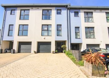 Thumbnail 4 bed town house for sale in Trawler Road, Maritime Quarter, Swansea