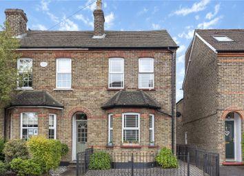 Park Road, Caterham, Surrey CR3. 2 bed end terrace house