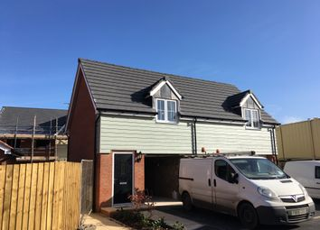 Thumbnail 2 bedroom maisonette to rent in Kingfisher Close, Seaton
