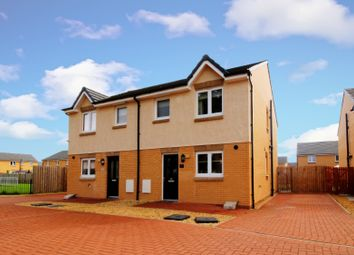 Thumbnail 3 bed semi-detached house for sale in Fallow Grove, Cambuslang, Glasgow