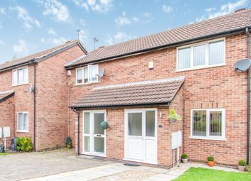 Thumbnail 2 bed terraced house for sale in Vale End, Thurnby, Leicester