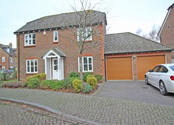 Thumbnail 4 bed detached house for sale in Shepherds Way, Everton, Lymington