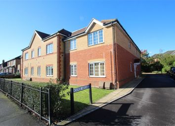 Thumbnail 1 bedroom flat for sale in Hooper House, 3-5 Ashford Crescent, Ashford, Surrey