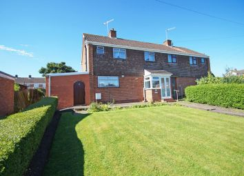 Thumbnail 3 bed semi-detached house for sale in Foxwalks Avenue, Bromsgrove