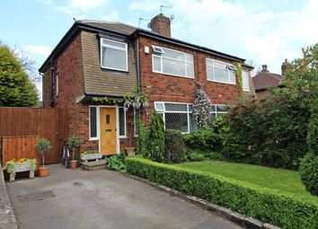 Thumbnail 3 bed semi-detached house for sale in Church Gardens, Moortown, Leeds