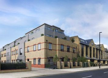 Thumbnail 2 bed flat for sale in St John's Road, Isleworth
