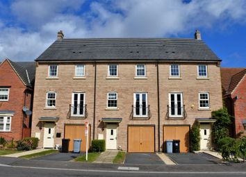 Thumbnail 3 bed terraced house for sale in Watt Avenue, Colsterworth, Grantham