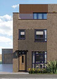 Thumbnail 4 bedroom semi-detached house for sale in Newport Road, New Bradwell, Milton Keynes