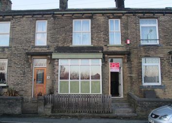Thumbnail 2 bed terraced house to rent in Market Street, Thornton, Thornton, Bradford