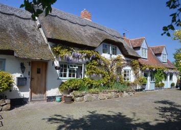 Thumbnail 3 bed cottage for sale in Ashby Road, Packington