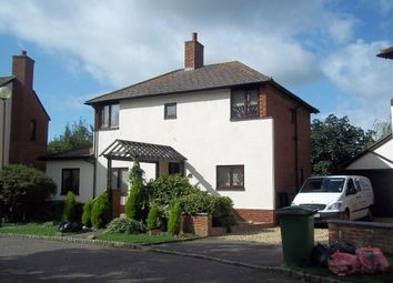 Thumbnail 3 bed detached house to rent in Nursery Gardens, Bradwell, Milton Keynes