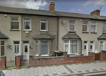 Thumbnail 3 bed terraced house to rent in Walsall Street, Newport