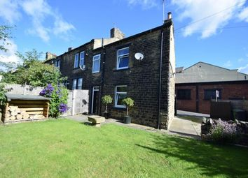 Thumbnail 2 bed end terrace house for sale in Sharp Row, Pudsey, West Yorkshire