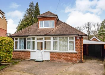 Thumbnail 3 bed detached bungalow for sale in Lipscombe Road, Tunbridge Wells