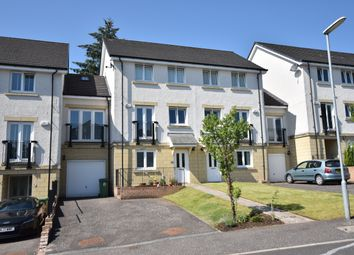 Thumbnail 5 bed town house for sale in Kelvindale Court, Kelvindale, Glasgow