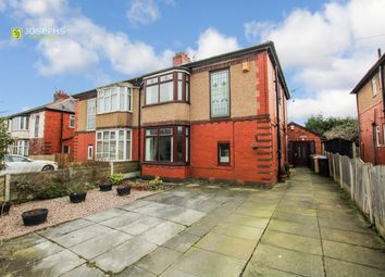 Thumbnail 4 bedroom semi-detached house for sale in Lakeside Avenue, Bolton