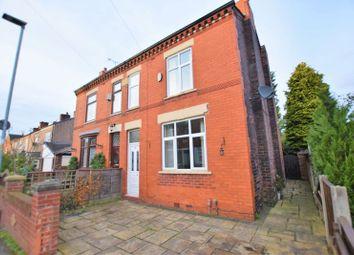 Thumbnail 3 bed semi-detached house for sale in Harvey Lane, Golborne, Warrington