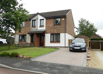 Thumbnail 3 bed semi-detached house for sale in 17 Sarkfoot Road, Gretna, Dumfries & Galloway