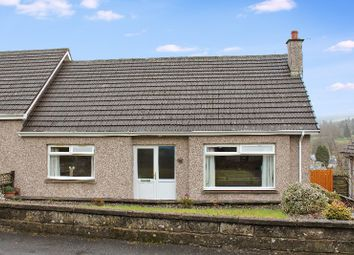 Thumbnail 4 bed semi-detached house for sale in Roman Way, Dunblane, Dunblane