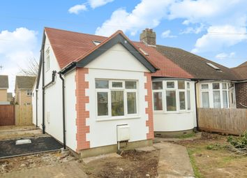 Thumbnail 4 bed semi-detached bungalow for sale in Gatley Avenue, West Ewell, Epsom