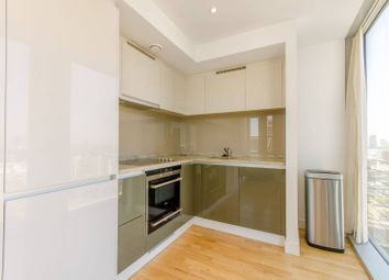Thumbnail 1 bed flat to rent in Landmark East Tower, Canary Wharf, London E149BT