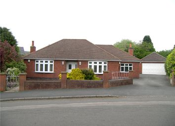 Thumbnail 2 bed detached bungalow for sale in Pennine Avenue, Riddings, Alfreton