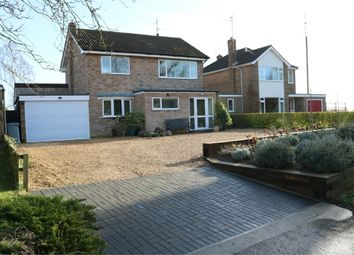Thumbnail 3 bed detached house for sale in 23 Obthorpe Lane, Thurlby, Bourne, Lincolnshire