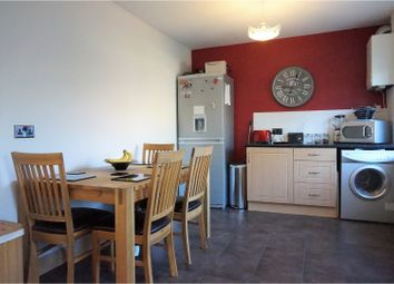 Thumbnail 3 bed terraced house for sale in Molesworth Drive, Bristol