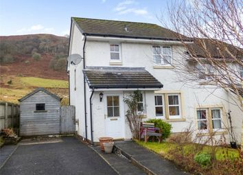 Thumbnail 3 bed semi-detached house for sale in Fingal Road, Killin, Stirling