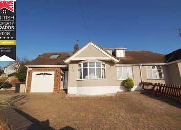 Thumbnail 3 bed property for sale in Humber Close, Rayleigh