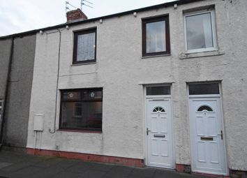 Thumbnail 2 bed terraced house for sale in Scott Street, Amble, Morpeth