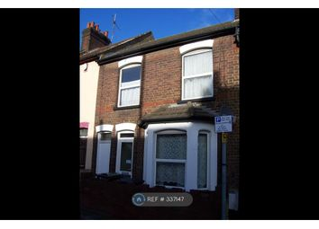 Thumbnail 5 bed terraced house to rent in Crawley Road, Luton
