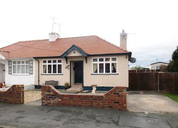 Thumbnail 2 bed bungalow for sale in Moel View Road, Gronant, Prestatyn, Flintshire