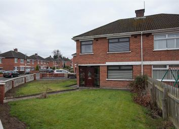 Thumbnail 3 bed semi-detached house for sale in 1, The Vines, Belfast