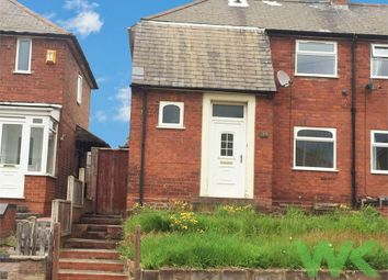 Thumbnail 2 bedroom semi-detached house for sale in Whitgreave Street, West Bromwich, West Midlands