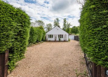 Thumbnail 4 bed detached bungalow for sale in Drayton Road, Bletchley, Milton Keynes