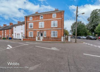 Thumbnail 2 bed flat to rent in Bow Street, Rugeley