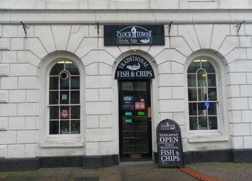 Thumbnail Restaurant/cafe for sale in 53 Queen Street, Exeter, Devon